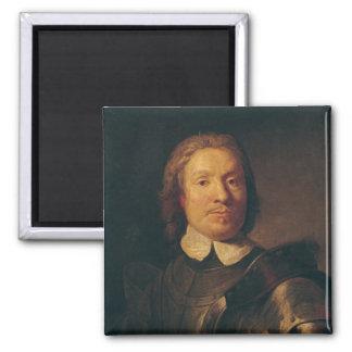 Oliver Cromwell Imán Cuadrado