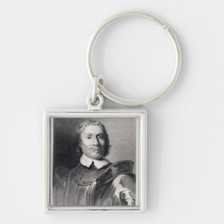 Oliver Cromwell , Lord Protector of England Keychain