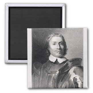 Oliver Cromwell , Lord Protector of England Refrigerator Magnets