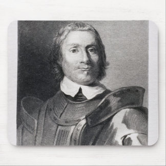 Oliver Cromwell , Lord Protector of England Mouse Pad