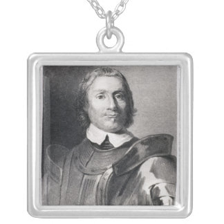 Oliver Cromwell , Lord Protector of England Custom Necklace