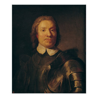 Oliver Cromwell Póster