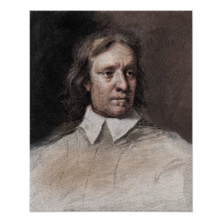 Oliver Cromwell Posters