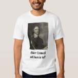 ¡Oliver Cromwell, quemadura de Oliverio Polera
