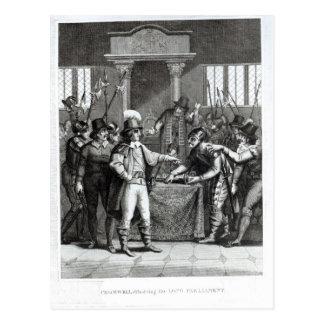 Oliver Cromwell Tarjetas Postales