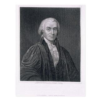 Oliver Ellsworth, engraved by E. Mackenzie (engrav Postcard