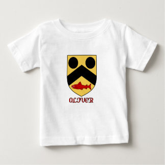Oliver Family Shield Baby T-Shirt