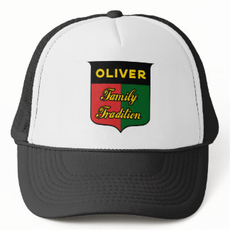 oliver_family_tradition trucker hat