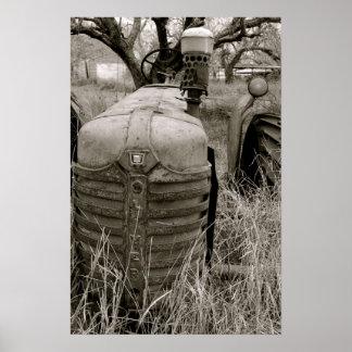 Oliver Farm Tractor Print