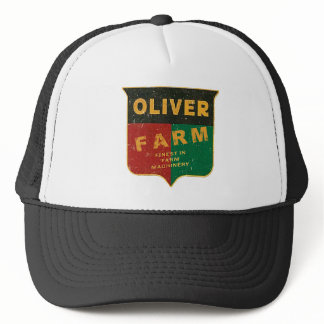 Oliver Farming Trucker Hat