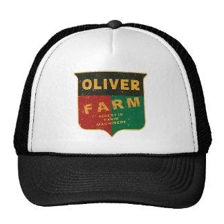 Oliver Farming Trucker Hat