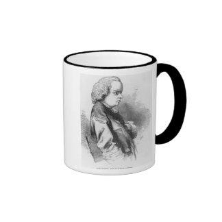 Oliver Goldsmith Ringer Mug