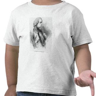 Oliver Goldsmith Tshirts