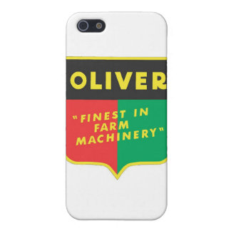 Oliver iPhone SE/5/5s Cover
