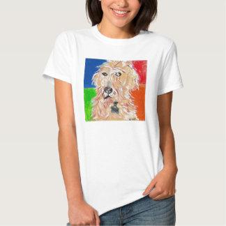 Oliver Ladies Dog Art Tee