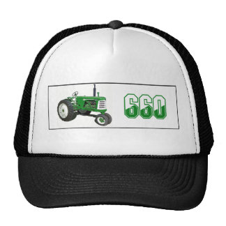 Oliver Model 660 Trucker Hat