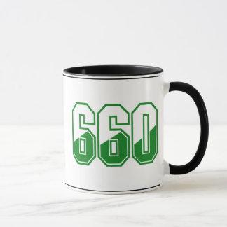 Oliver Model 660 Mug