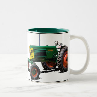 Oliver Model 77 Two-Tone Coffee Mug