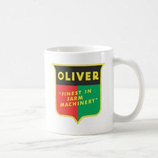 Oliver Coffee Mugs