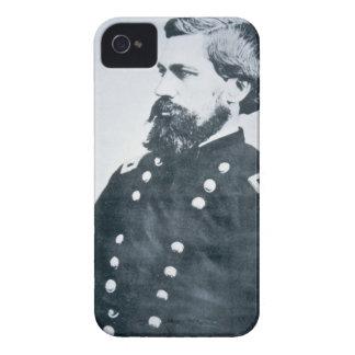 Oliver Otis Howard (b/w photo) iPhone 4 Case