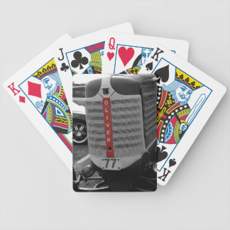 Oliver Tractor Bicycle Playing Cards