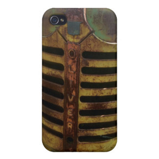Oliver Tractor Grill iPhone Case iPhone 4 Cover