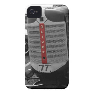 Oliver Tractor iPhone 4 Case