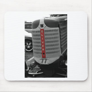 Oliver Tractor Mouse Pad