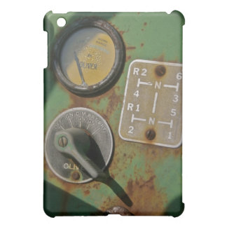 Oliver Tractor Panel iPad Case