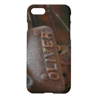 Oliver Tractor Part iPhone Case