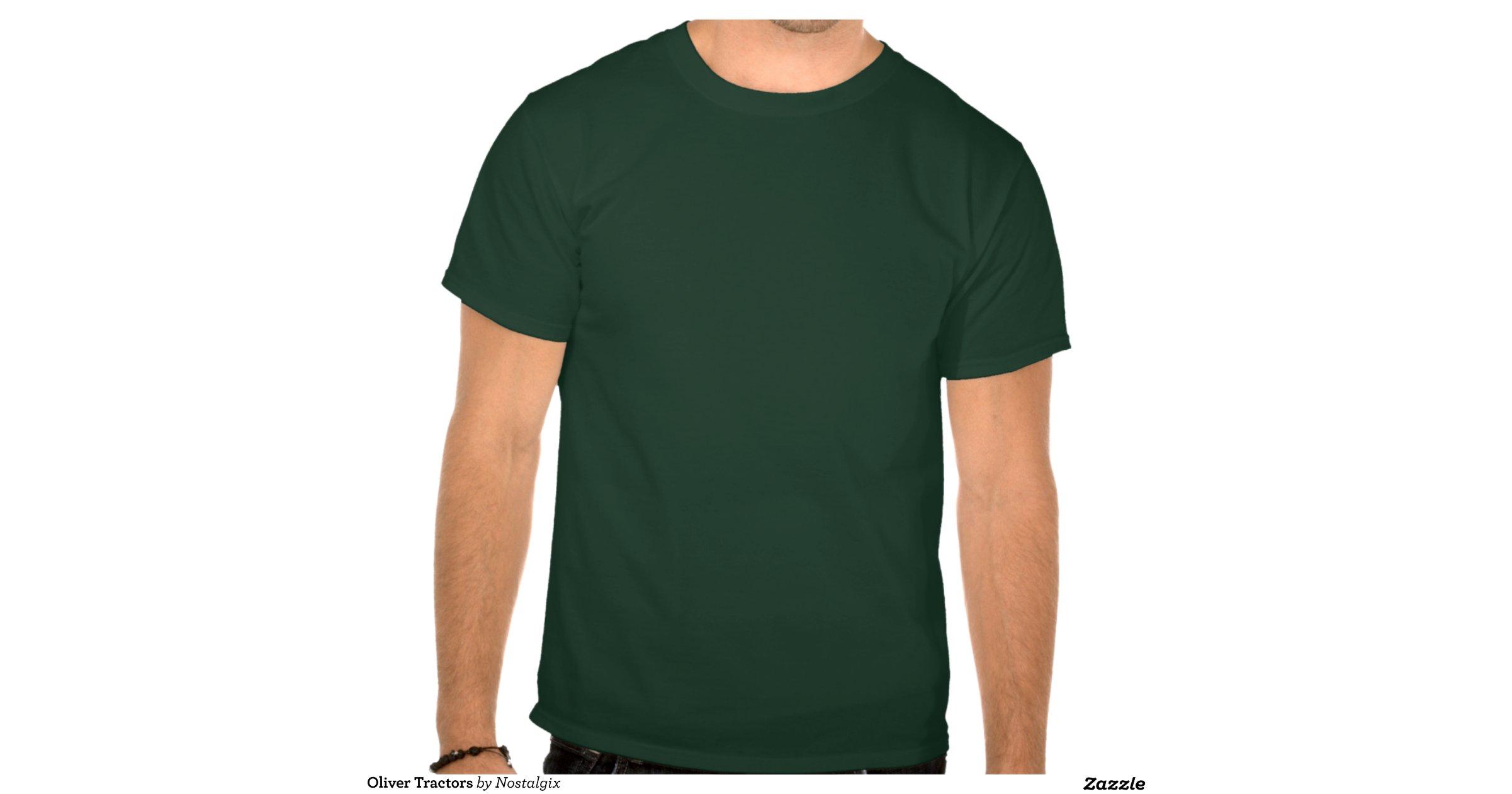 oliver tractors tee shirts zazzle. Black Bedroom Furniture Sets. Home Design Ideas