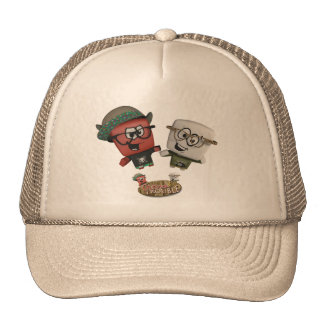 Oliver & Trouble Trucker Hat