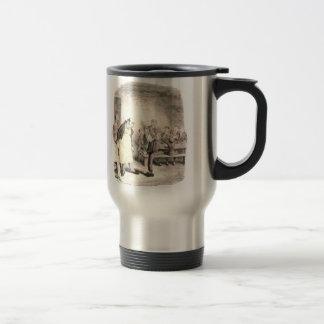 Oliver Twist Asks for More Travel Mug