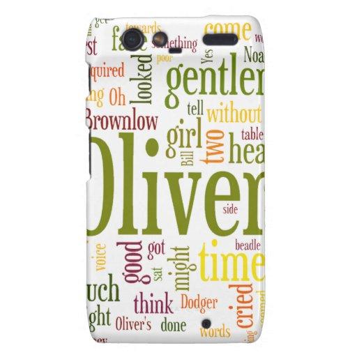 Oliver Twist Droid RAZR Covers