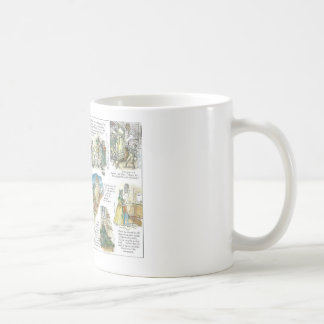 Oliver Twist Classic White Coffee Mug