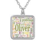 Oliver Twist Pendants