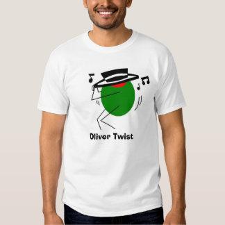 Oliver Twist Poleras