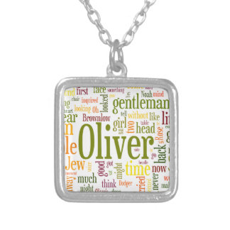 Oliver Twist Silver Plated Necklace