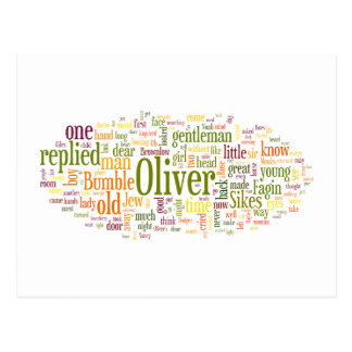 Oliver Twist Postal