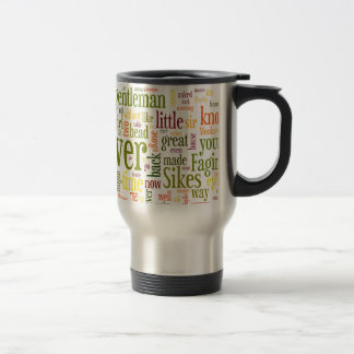 Oliver Twist Travel Mug