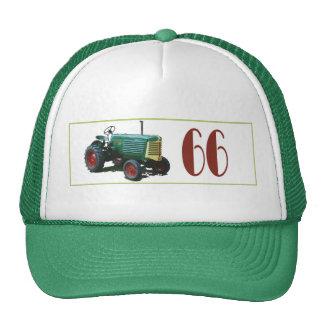Oliverio 66 gorro de camionero