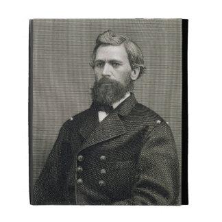 Oliverio Otis Howard (1830-1909), grabado por Robe