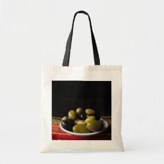 Olives Canvas Bags