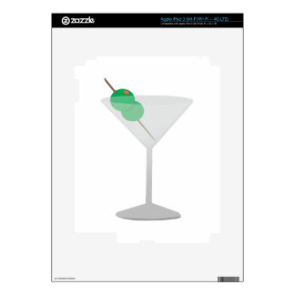 Olives Drink Decals For iPad 3