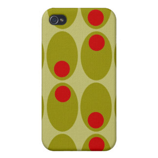 Olives I Cover For iPhone 4