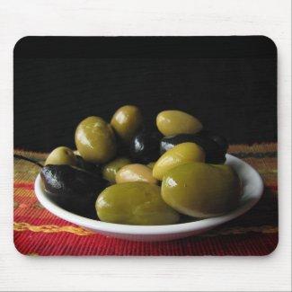 Olives mousepad