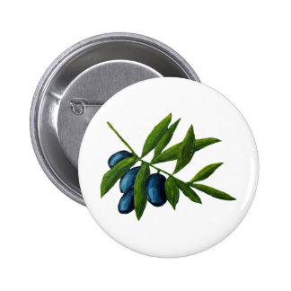 Olives Pinback Button