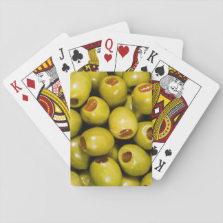 Olives Playing Cards