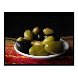 Olives Post Cards