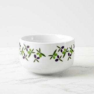 Olives Soup Mug